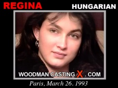 Access Regina casting in streaming. Pierre Woodman undress Regina, a Hungarian girl.