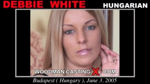 See the audition of Debbie White