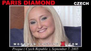 See the audition of Paris Diamond
