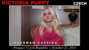 Watch our casting video of Victoria Puppy. Erotic meeting between Pierre Woodman and Victoria Puppy, a Czech girl.