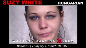 See the audition of Suzy White