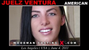 Check out this video of Juelz Ventura having an audition. Erotic meeting between Pierre Woodman and Juelz Ventura, a American girl.