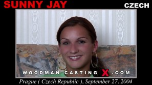Watch our casting video of Sunny Jay. Erotic meeting beween Pierre Woodman and Sunny Jay, a Czech girl.