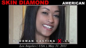 Check out this video of Skin Diamond having an audition. Erotic meeting beween Pierre Woodman and Skin Diamond, a American girl.