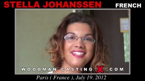 Watch our casting video of Stella Johanssen. Erotic meeting beween Pierre Woodman and Stella Johanssen, a French girl.