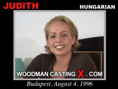 Watch our casting video of Judith. Erotic meeting between Pierre Woodman and Judith, a Hungarian girl.