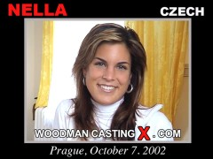 Watch our casting video of Nella. Erotic meeting between Pierre Woodman and Nella, a Hungarian girl.