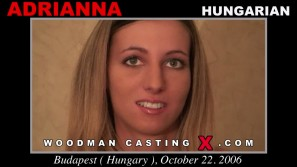 Check out this video of Adrianna having an audition. Erotic meeting between Pierre Woodman and Adrianna, a Hungarian girl.