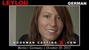 Watch our casting video of Leylou. Erotic meeting between Pierre Woodman and Leylou, a German girl.