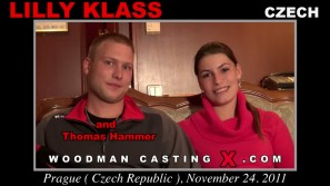 Look at Lilly Klass getting her porn audition. Pierre Woodman fuck Lilly Klass, Czech girl, in this video.