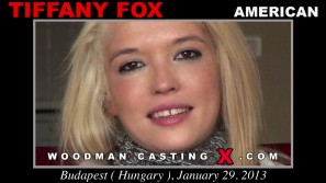 Look at Tiffany Fox getting her porn audition. Pierre Woodman fuck Tiffany Fox, American girl, in this video.