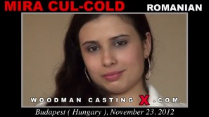 Download Mira Cul-cold casting video files. A Romanian girl, Mira Cul-cold will have sex with Pierre Woodman.