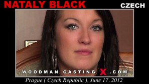 Look at Nataly Black  getting her porn audition. Pierre Woodman fuck Nataly Black ,  girl, in this video. 