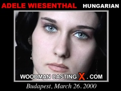 casting soft of ADELE WIESENTHAL video