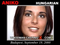 Watch our casting video of Aniko. Erotic meeting between Pierre Woodman and Aniko, a Hungarian girl.