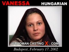 Watch our casting video of Vanessa. Erotic meeting between Pierre Woodman and Vanessa, a Hungarian girl.